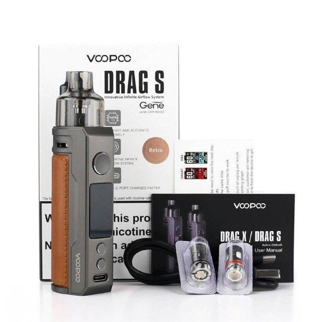 Pod system Drag S 60w kit by Voopoo
