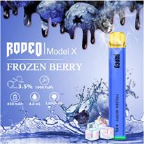 RODEO Model X 1000 puffs disposable POD 1 LẦN