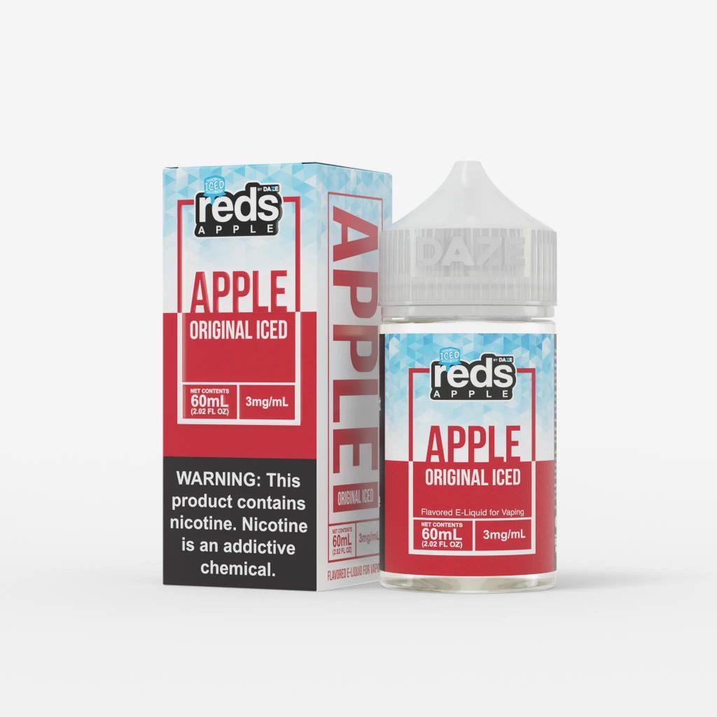 Juice Usa 7Daze Original iced 60ml (Táo Lạnh)