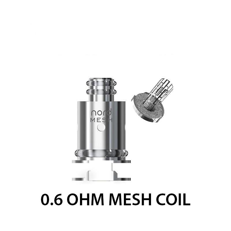 Occ 0.6ohm Mesh Coils cho Smok Nord/Trinity Alpha