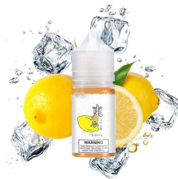 Juice Salt Tokyo Vị Chanh Siêu Lạnh (Lemon) 35MG-30ML