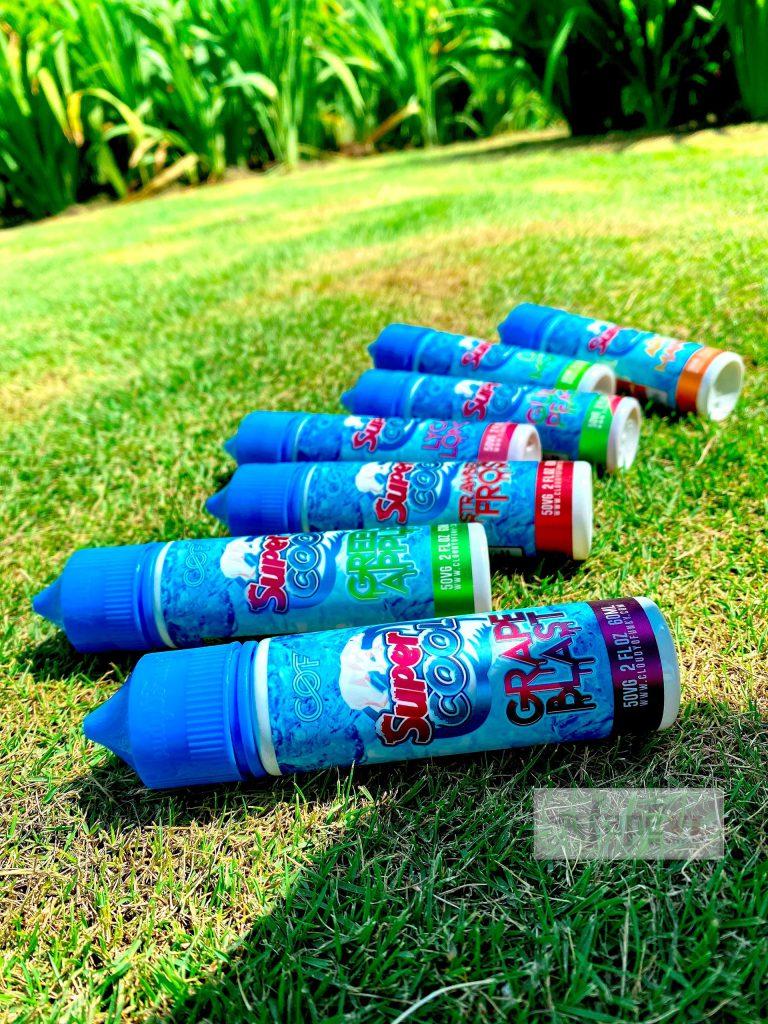 Tinh dầu Malaysia Super Cool 60ml trái cây siêu the