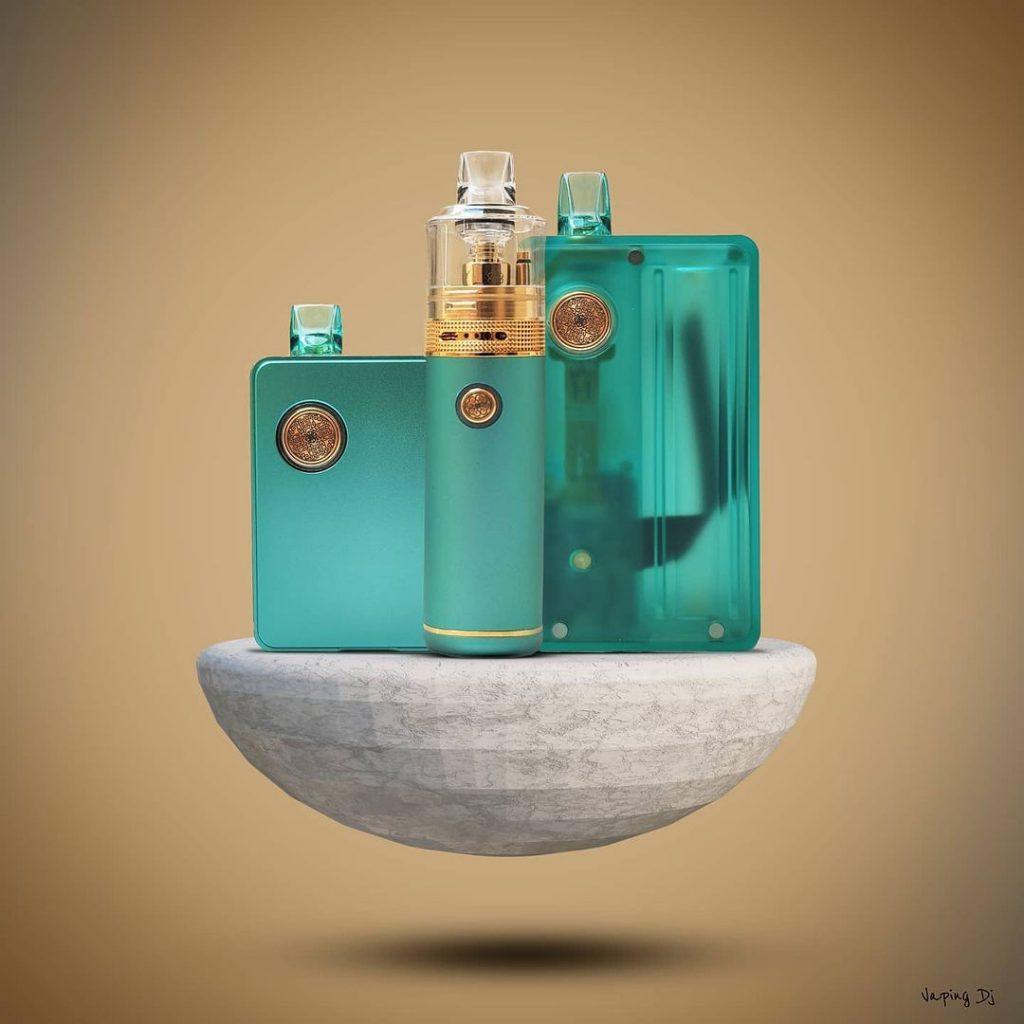 Dotmod Aio Mini Blue Tiffany Limited- Bảng màu giới hạn