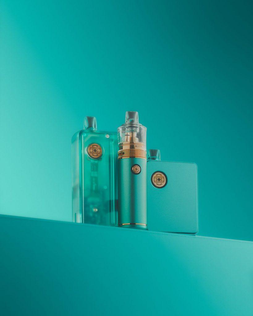 Dotmod Aio Frost Tiffany Limited- Bảng màu giới hạn