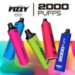 FIZZY MAX 2000 Puff Disposable – Pod 1 lần 2000 hơi