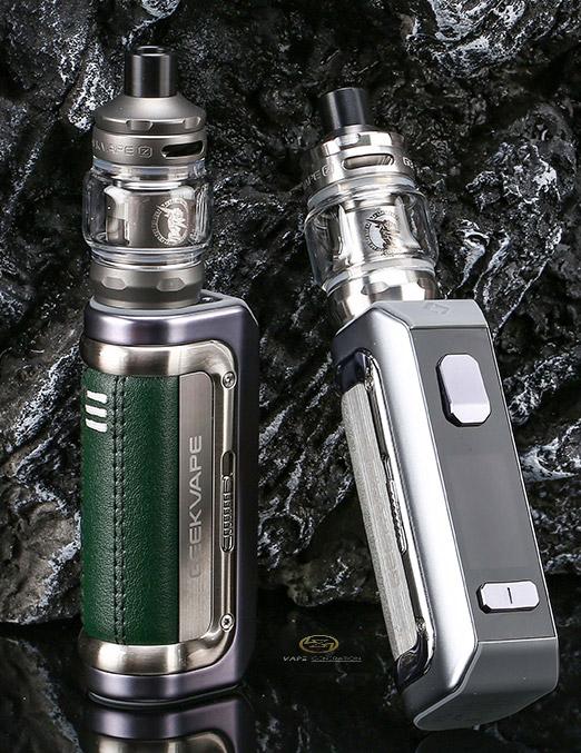 Geekvape M100 (Mini 2) 100W – Chống nước hiệu quả
